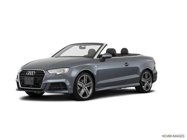 2018 Audi A3 Cabriolet Image