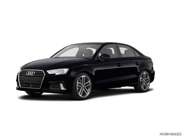 2018 Audi A3 Sedan Image