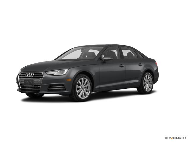2018 Audi A4 Image