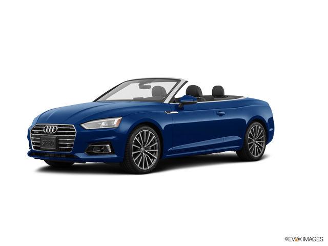 2018 Audi A5 Cabriolet Image