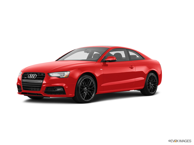 2018 Audi A5 Coupe Image