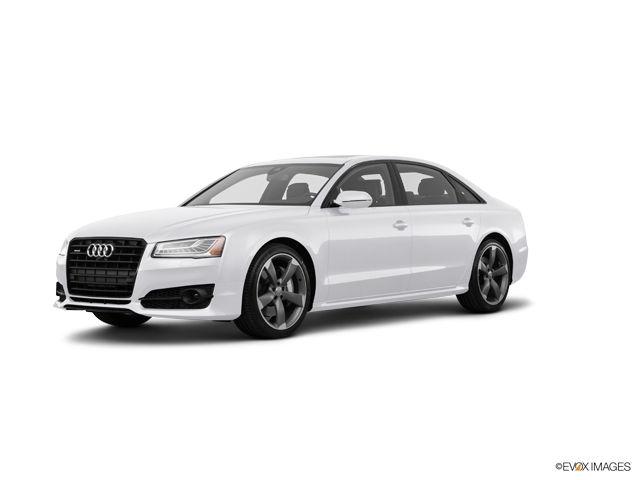 2018 Audi A8 L Image