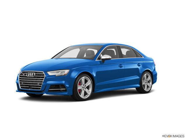 2018 Audi S3 Image