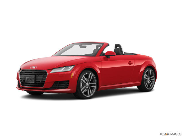 2018 Audi TT Roadster Image