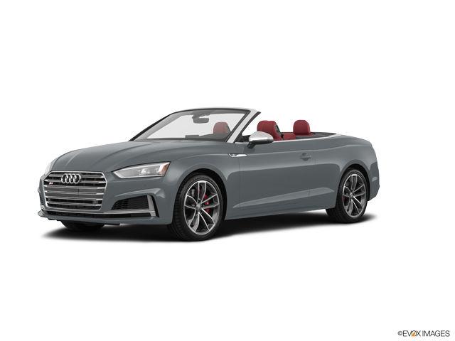 2019 Audi S5 Cabriolet Image