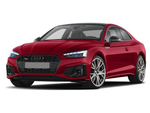 2020 Audi A5 Coupe Image