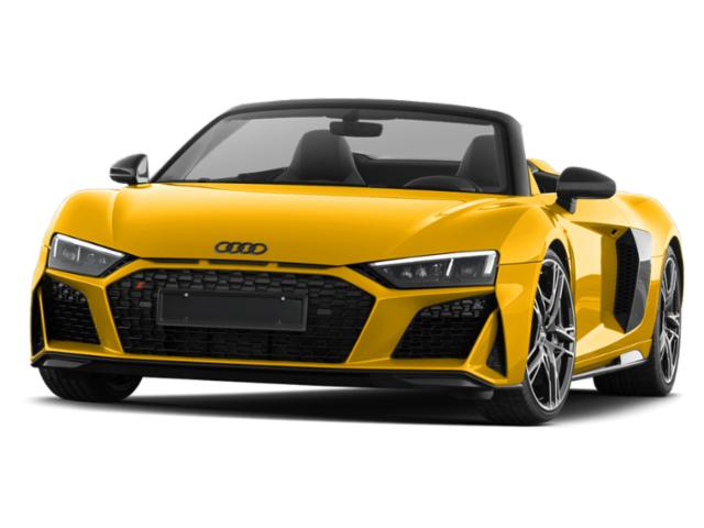 2020 Audi R8 Spyder Image