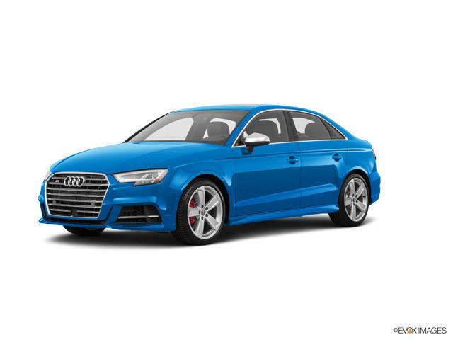2020 Audi S3 Image