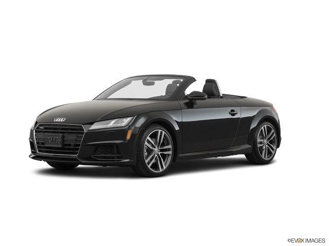 2020 Audi TT Roadster Image