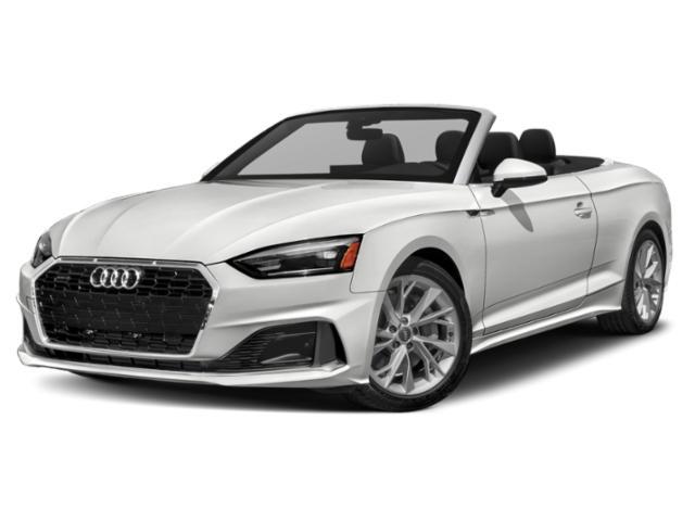 2021 Audi A5 Cabriolet Image
