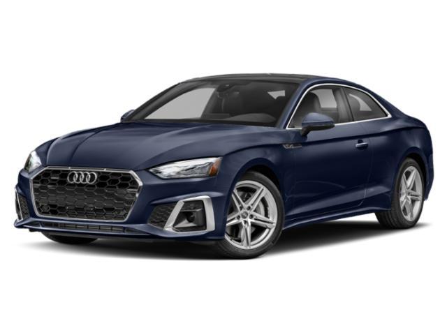 2021 Audi A5 Coupe Image