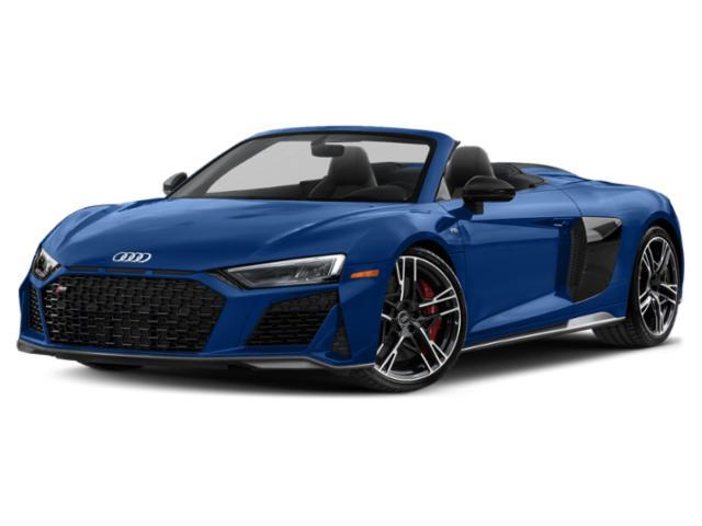 2021 Audi R8 Spyder Image