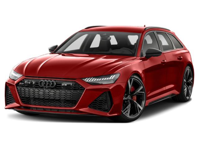 2021 Audi RS 6 Avant Image