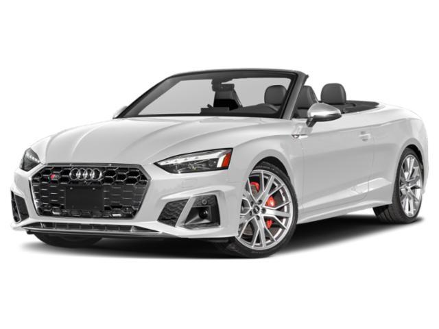 2021 Audi S5 Cabriolet Image