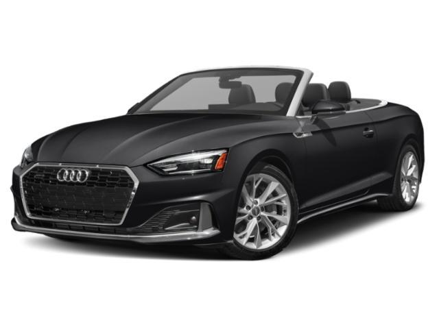 2022 Audi A5 Cabriolet Image