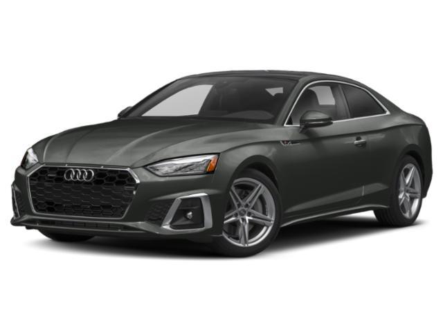 2022 Audi A5 Coupe Image