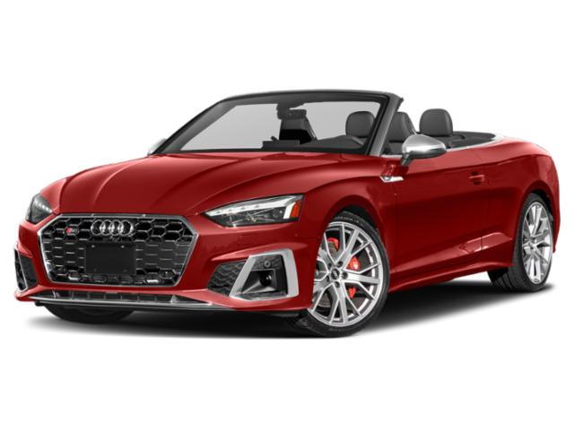 2022 Audi S5 Cabriolet Image