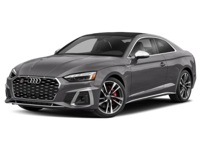 2022 Audi S5 Coupe Image