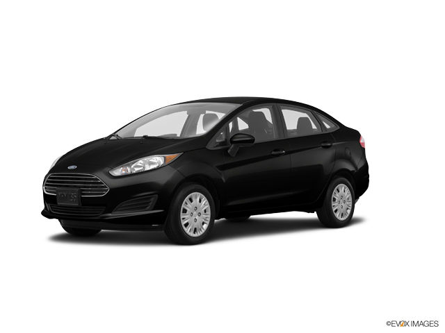 2018 Ford Fiesta Image