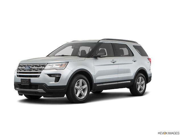 2019 Ford Explorer Image