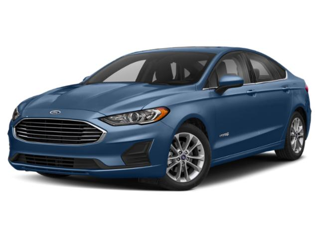 2019 Ford Fusion Hybrid Image