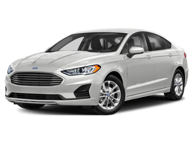 2019 Ford Fusion Image