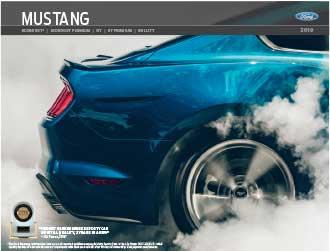 Mustang Brochure