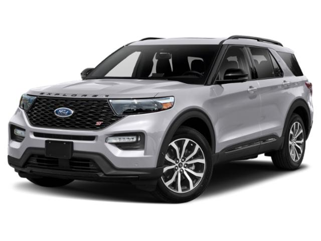 2020 Ford Explorer Image