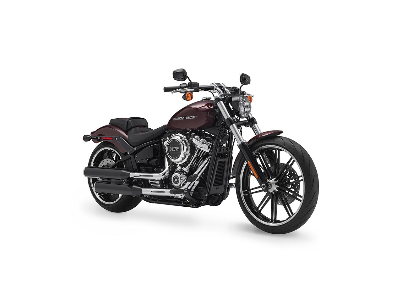 2018 Harley-Davidson Breakout 114 Image