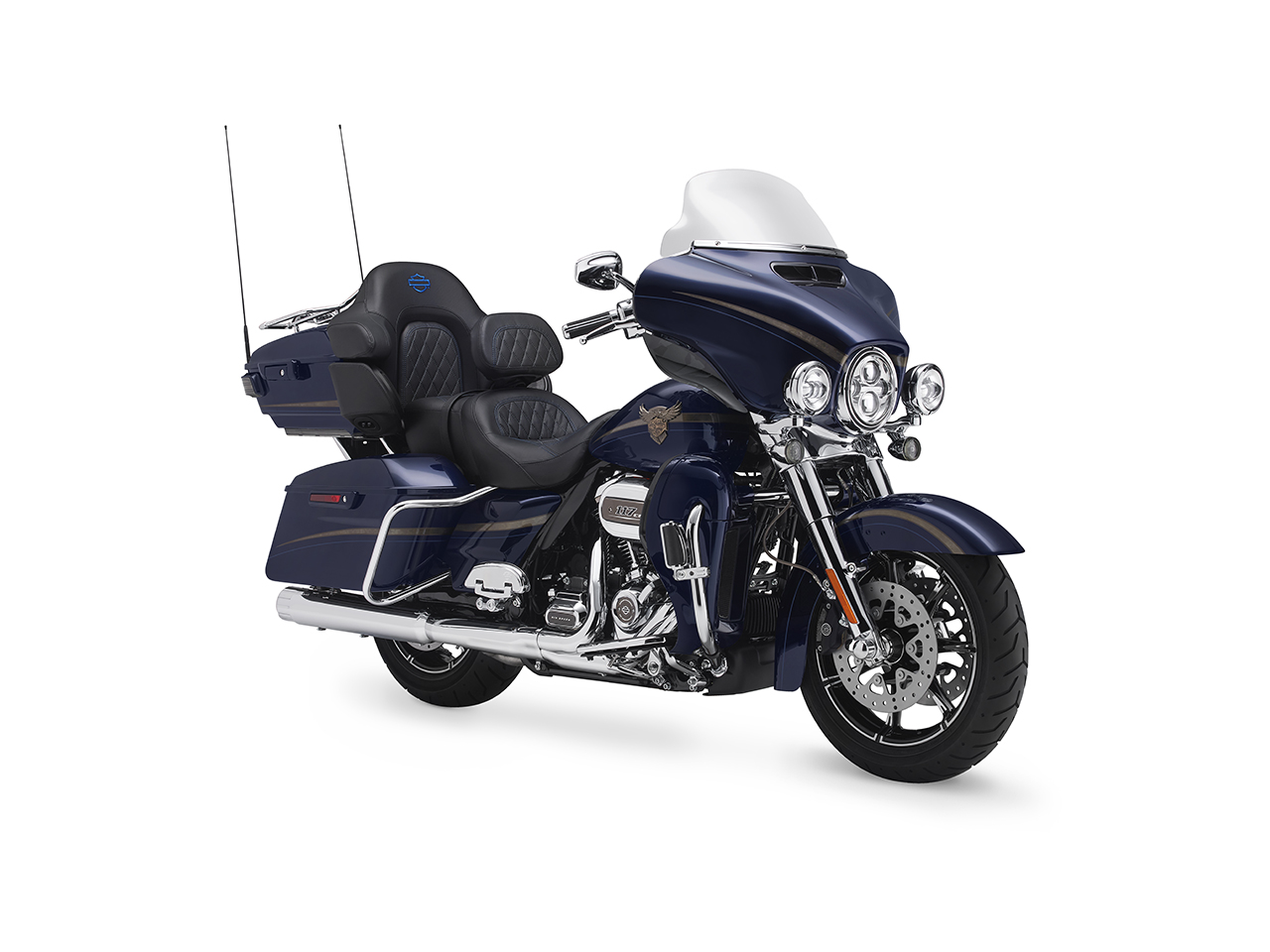 2018 Harley-Davidson CVO Limited Image