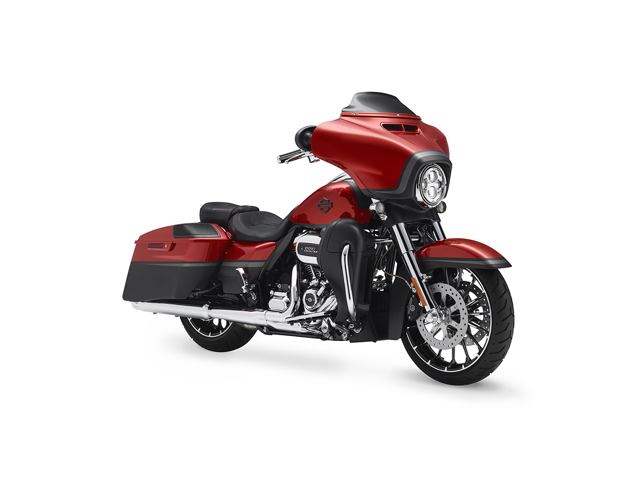 2018 Harley-Davidson CVO Street Glide Image