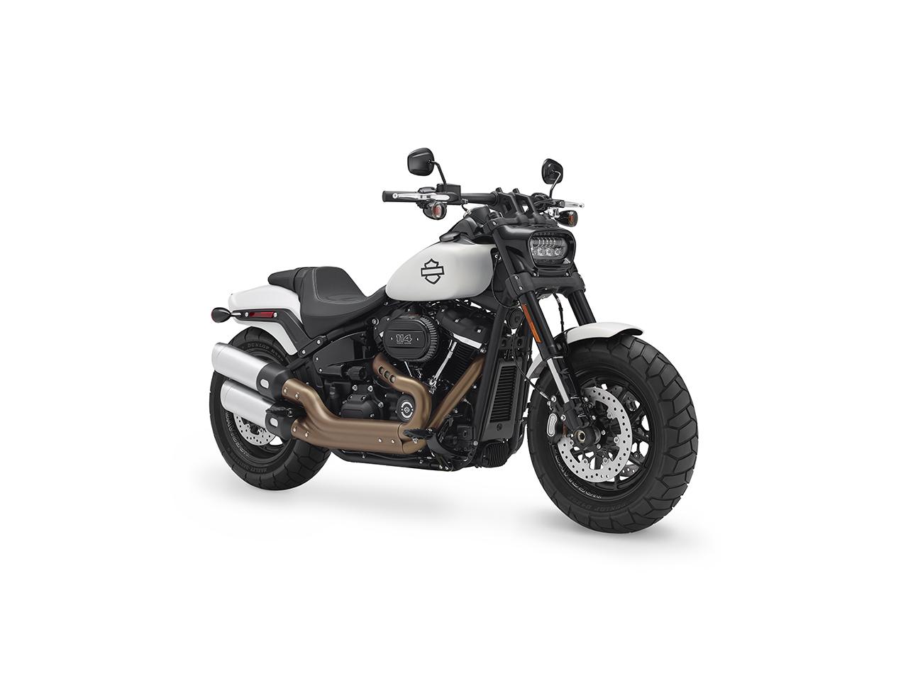 2018 Harley-Davidson Fat Bob 114 Image