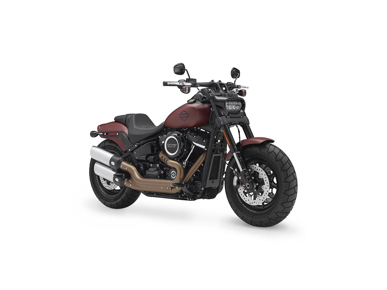 2018 Harley-Davidson Fat Bob Image