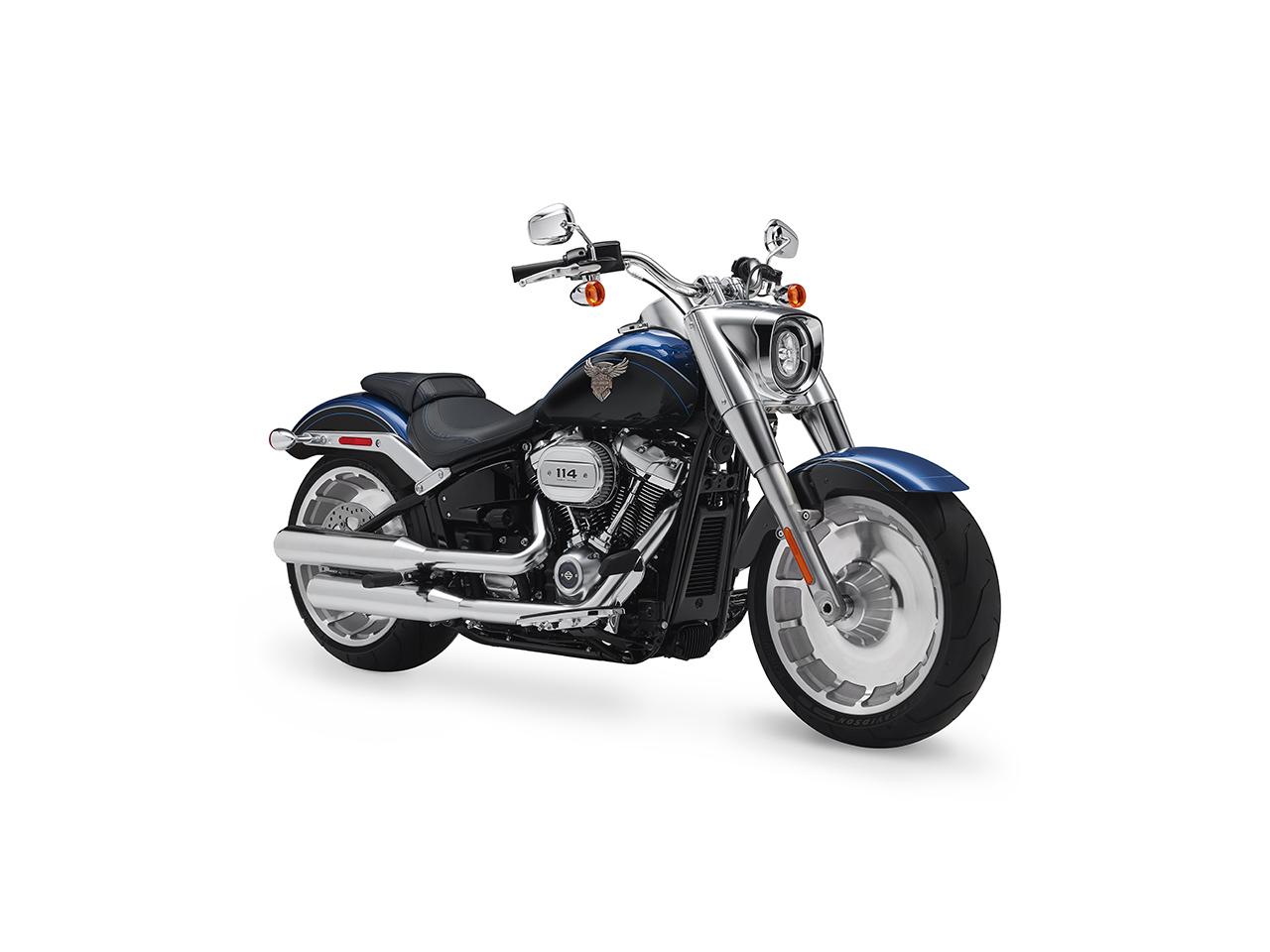 2018 Harley-Davidson Fat Boy 114 Image