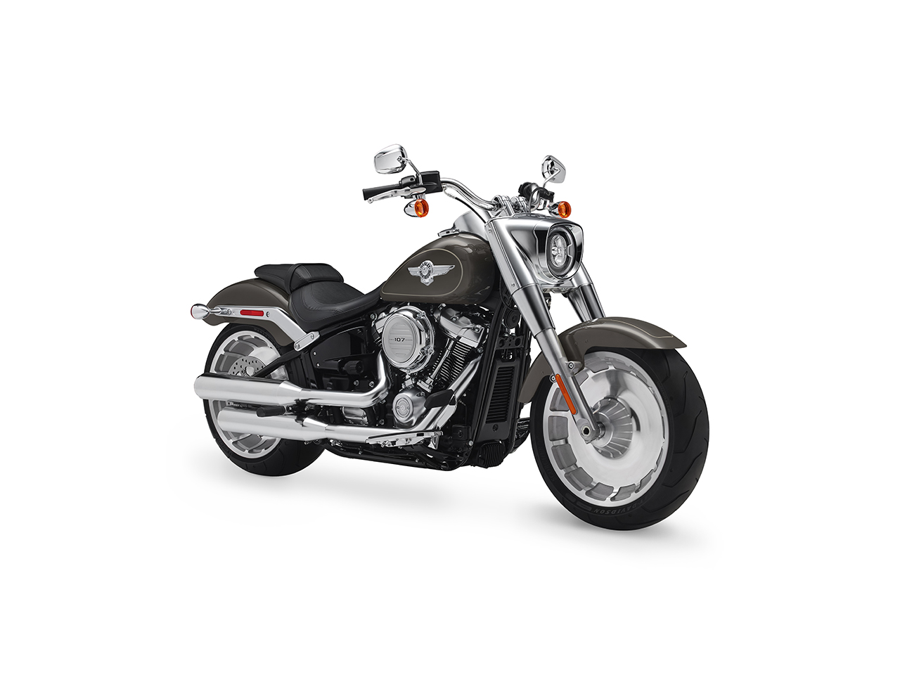 2018 Harley-Davidson Fat Boy Image