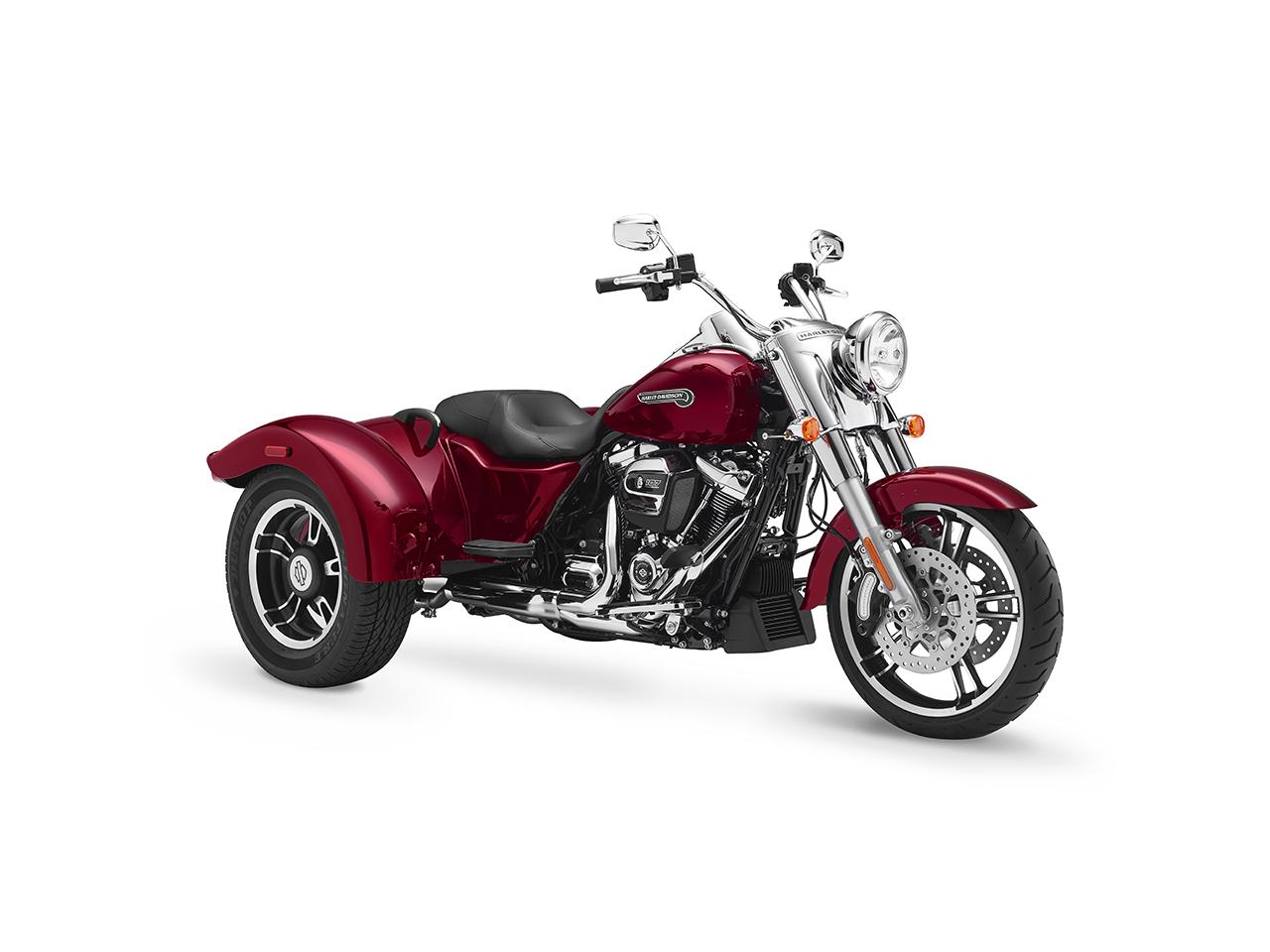 2018 Harley-Davidson Free Wheeler Image