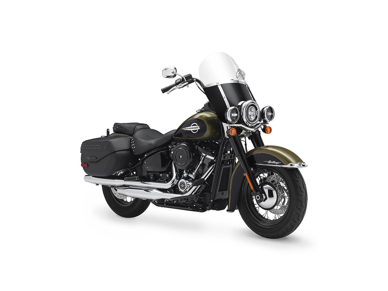 2018 Harley-Davidson Heritage Classic Image
