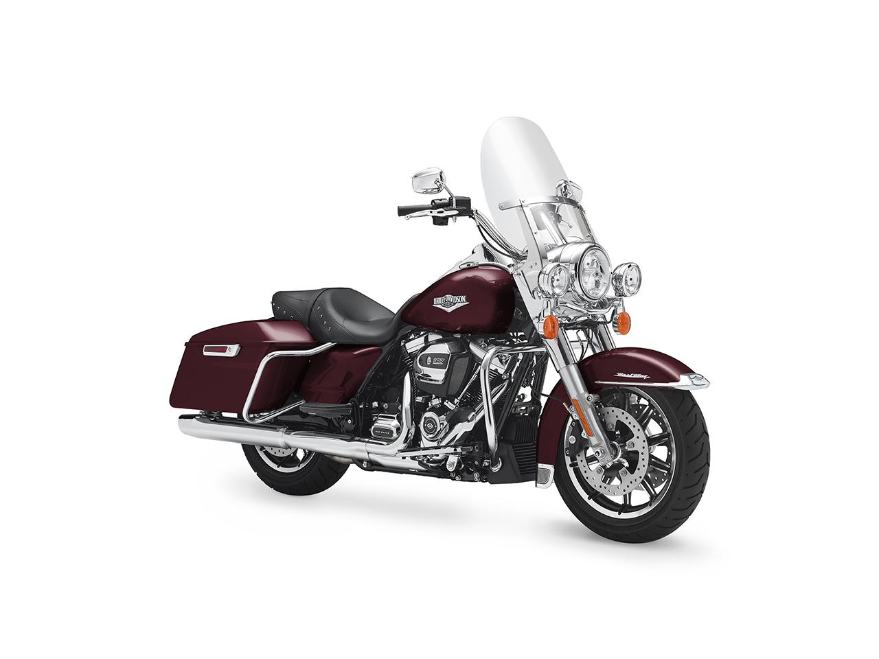 2018 Harley-Davidson Road King Image