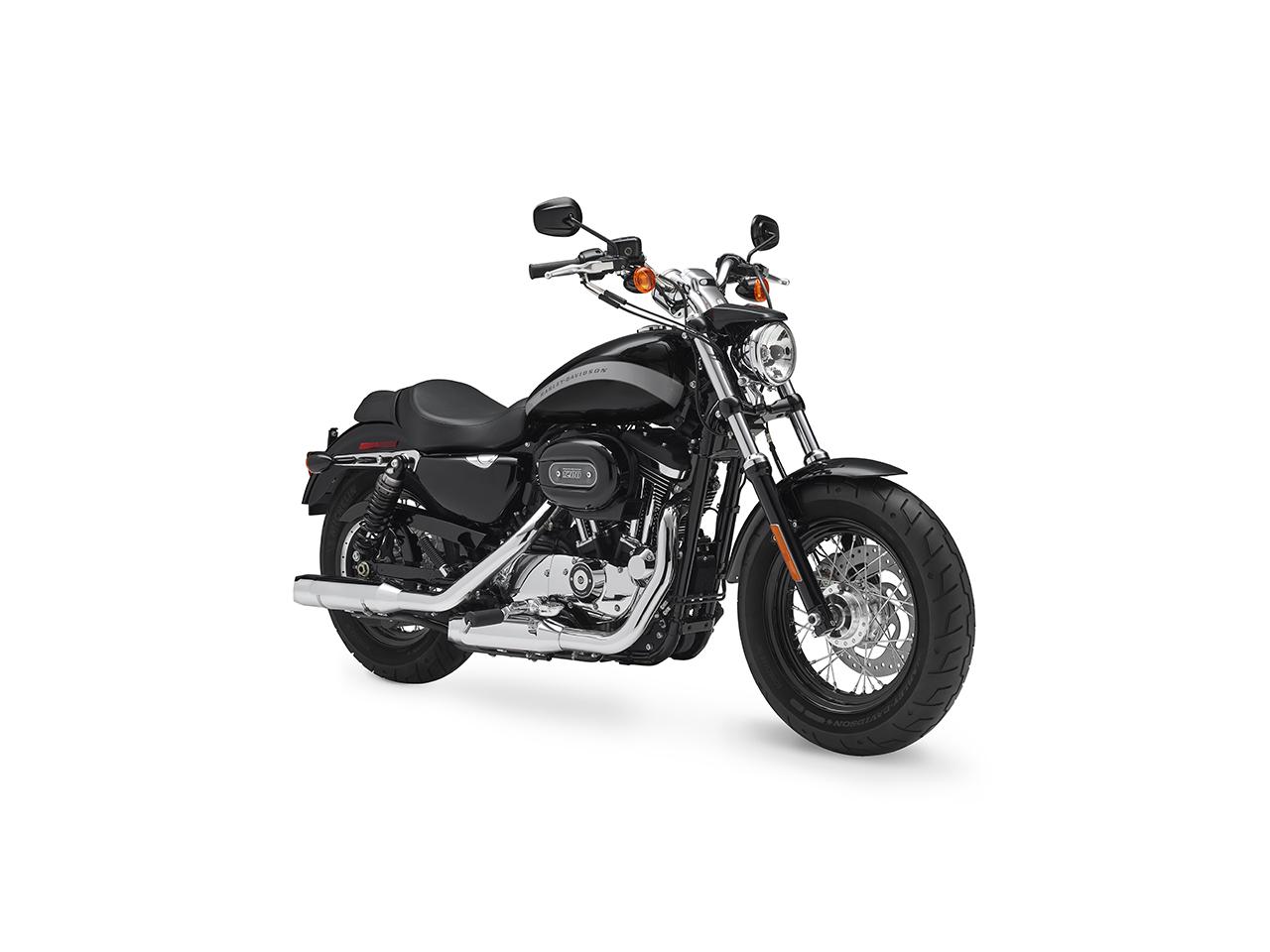 2018 Harley-Davidson Sportster 1200 Custom Image