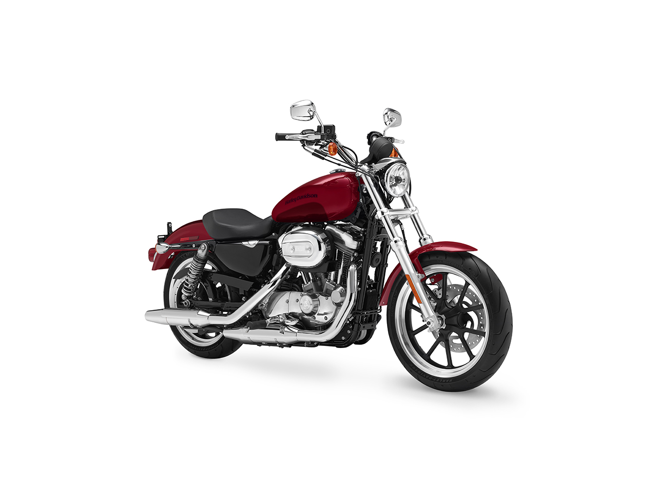 2018 Harley-Davidson Sportster SuperLow Image