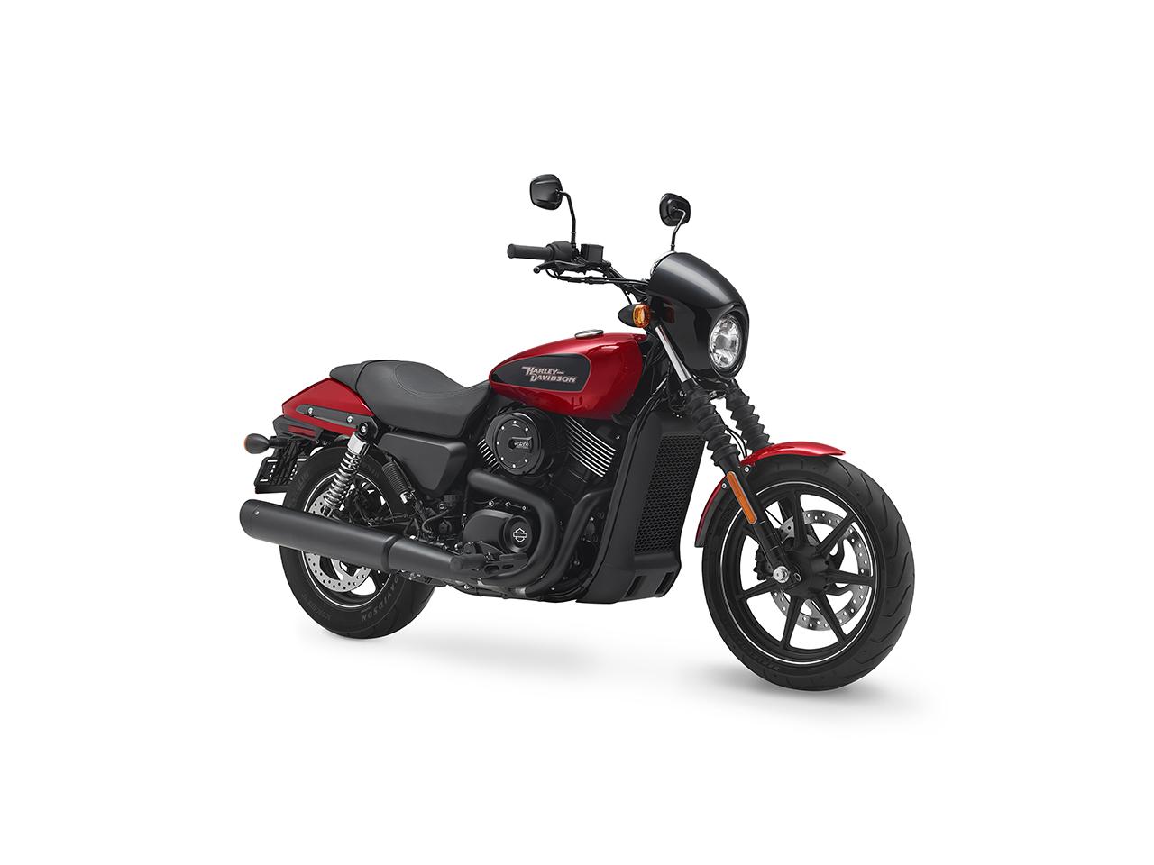 2018 Harley-Davidson Street 750 Image