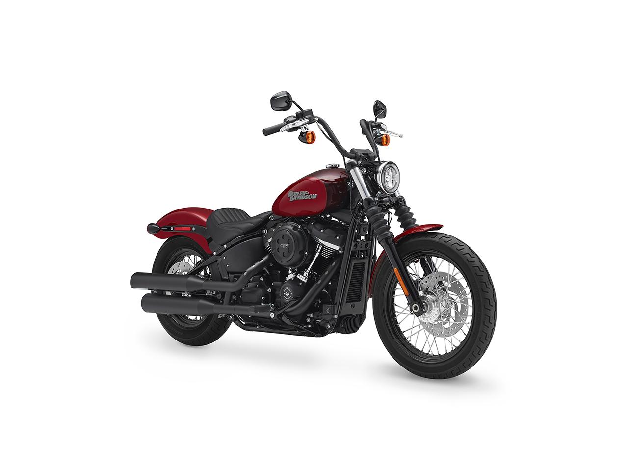 2018 Harley-Davidson Street Bob Image