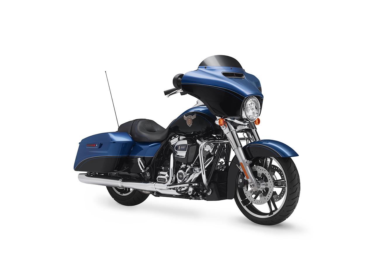 2018 Harley-Davidson Street Glide Image