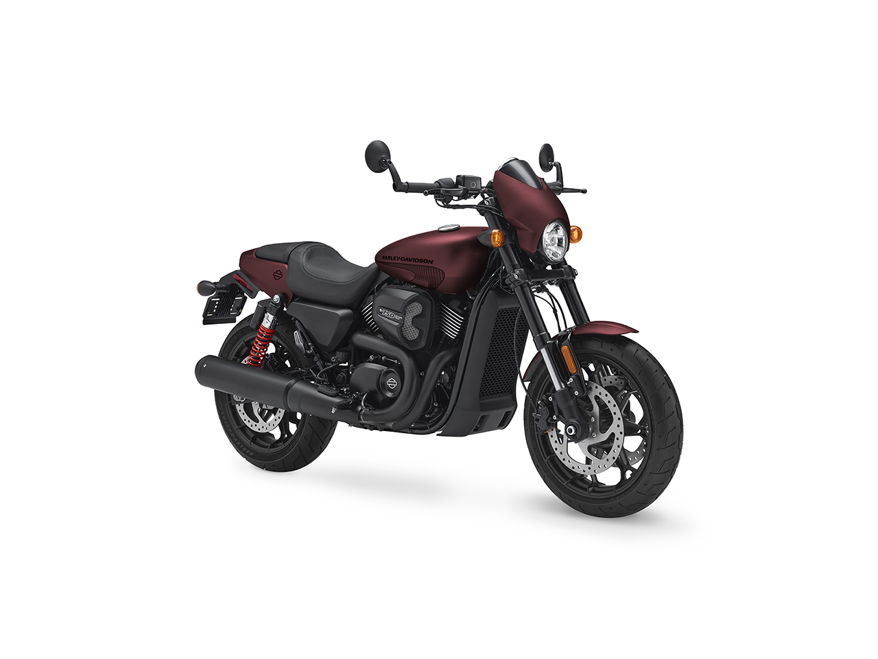 2018 Harley-Davidson Street Rod 750 Image