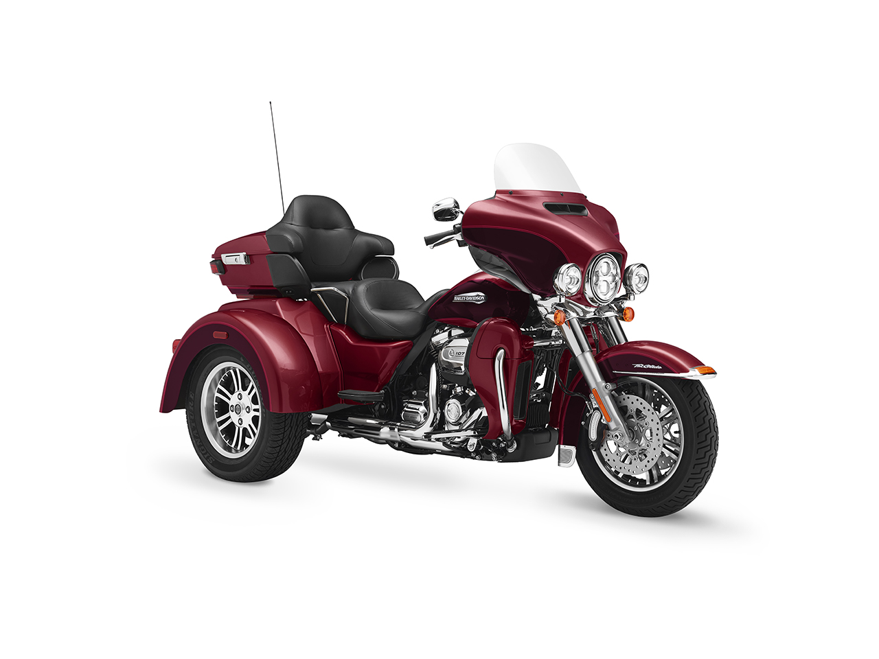 2018 Harley-Davidson Tri Glide Ultra Image