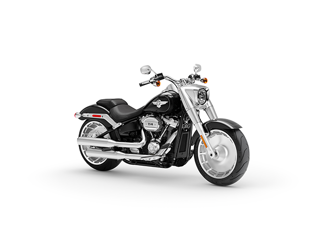 2019 Harley-Davidson Fat Boy 114 Image