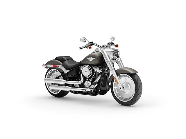 2019 Harley-Davidson Fat Boy Image