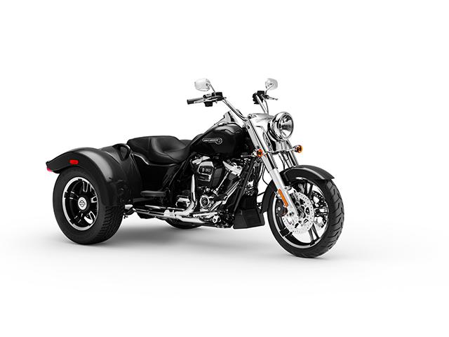 2019 Harley-Davidson Free Wheeler Image