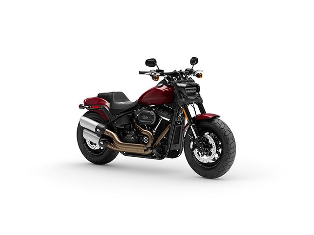 2020 Harley-Davidson Fat Bob 114 Image