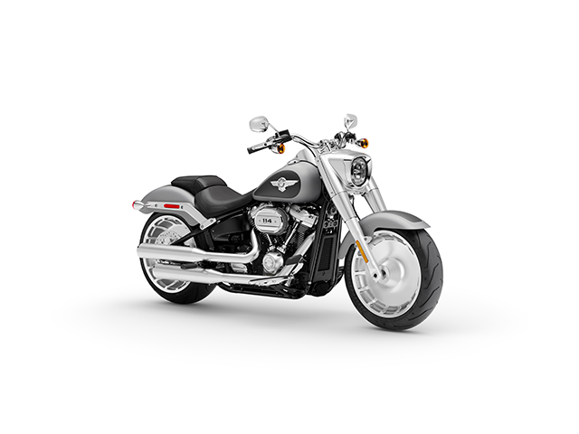 2020 Harley-Davidson Fat Boy 114 Image